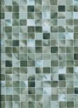 Elements Wallpaper Mosaic 57-Fountain  By Wemyss Covers Wallcoverings